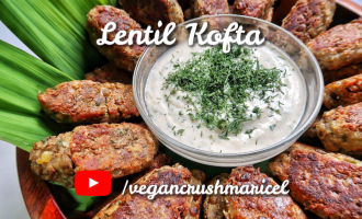 Vegetarian Kofta Recipe