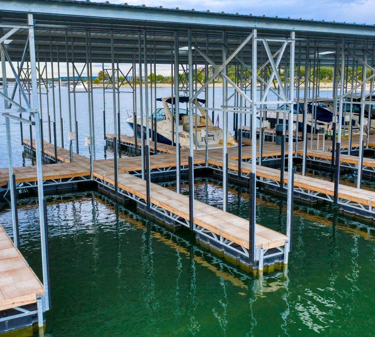 MariCorp US Project: Hurst Harbor Marina