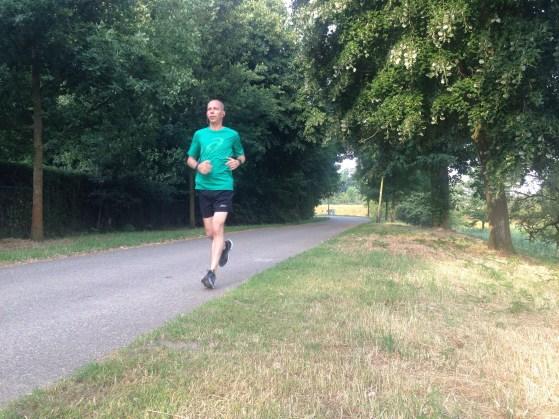 Zaterdag 5 km joggen