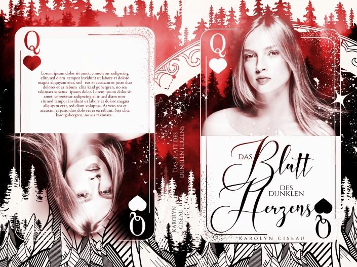 Karolyn Ciseau - Das Blatt des dunklen Herzens