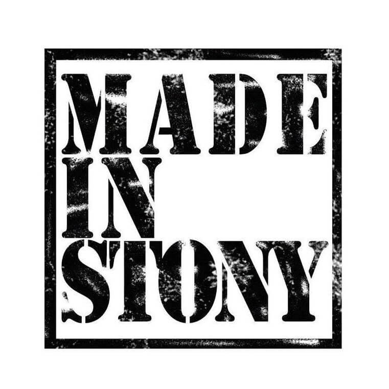 Made In Stony Logo Milton Keynes