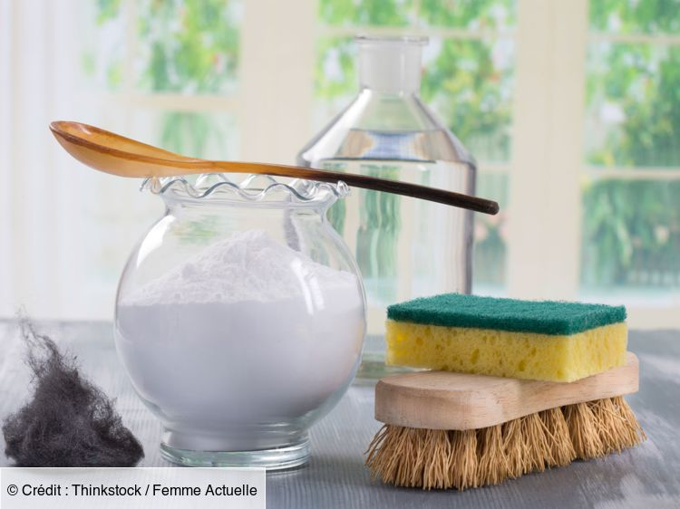 produits ménagers faits maison