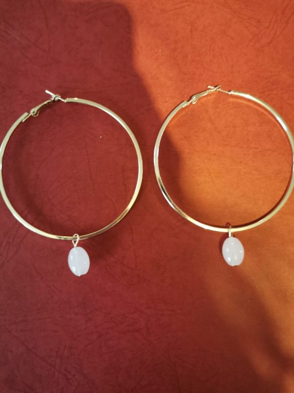 créoles perles