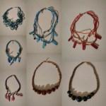 Nouveaux bijoux ras de cou