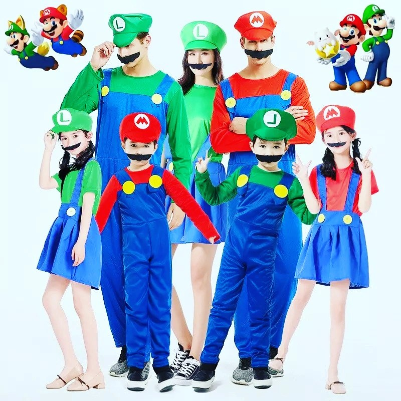 cosplay mario site gamers