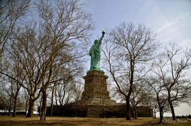 Liberty Island - NYC