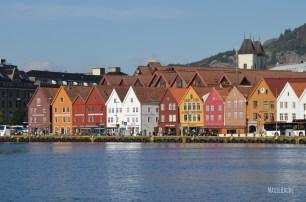 Quais de Bryggen - Bergen