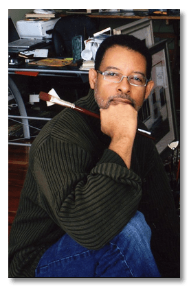 Dean Mitchell, African-American artists