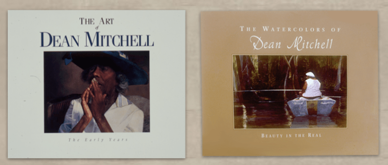 Dean Mitchell Books