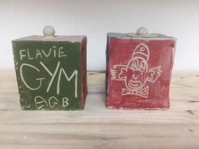 tirelires3. stage de poterie enfants, mariecarolinelemansceramique