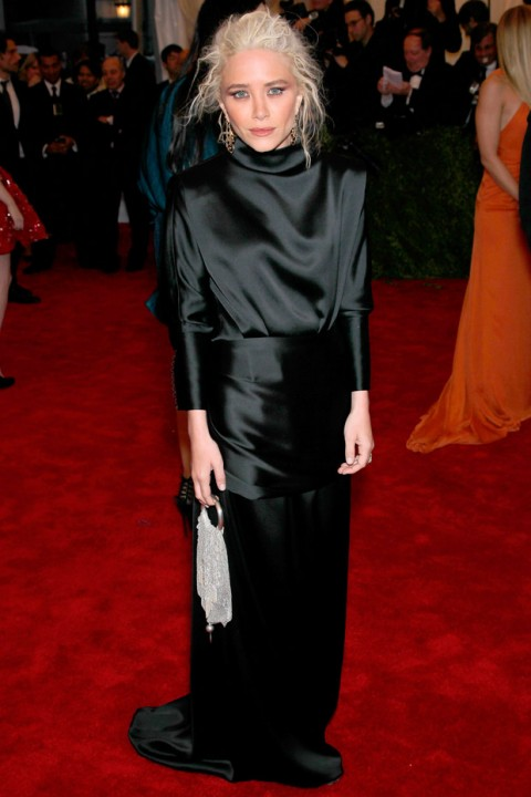 Mary-Kate Olsen at the Met Ball 2012 - Costume Institute Gala - Marie Claire