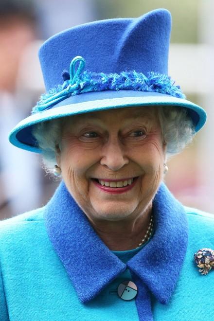 Queen Elizabeth style icon