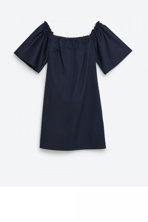 SS16 Off-The-Shoulder Dress