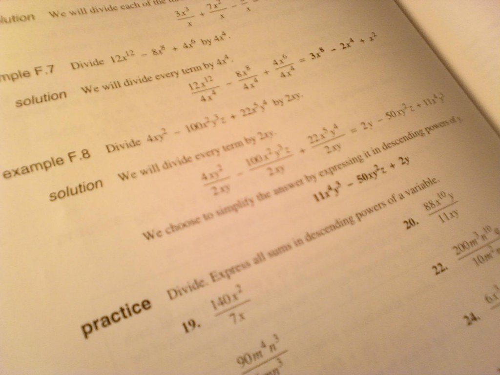 High School Math What Is Really Needed For College