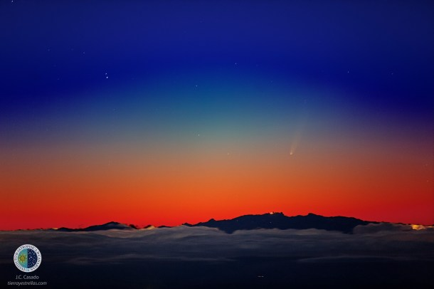 Cometa ISON (Ver nota 3)