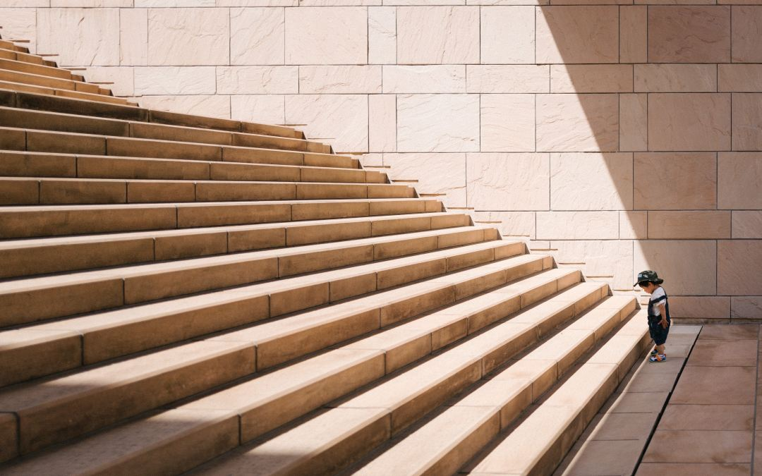 How To Turn Big Goals Into Baby Steps