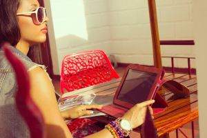 Mid Year Review for your Business. 8 Deep Work Projects you can do from a Beach Chair. By Marie Deveaux, Finance Coach