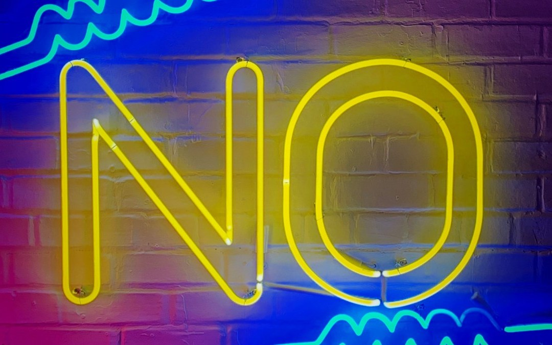 Just Say No: Setting Boundaries as You Build Your Business