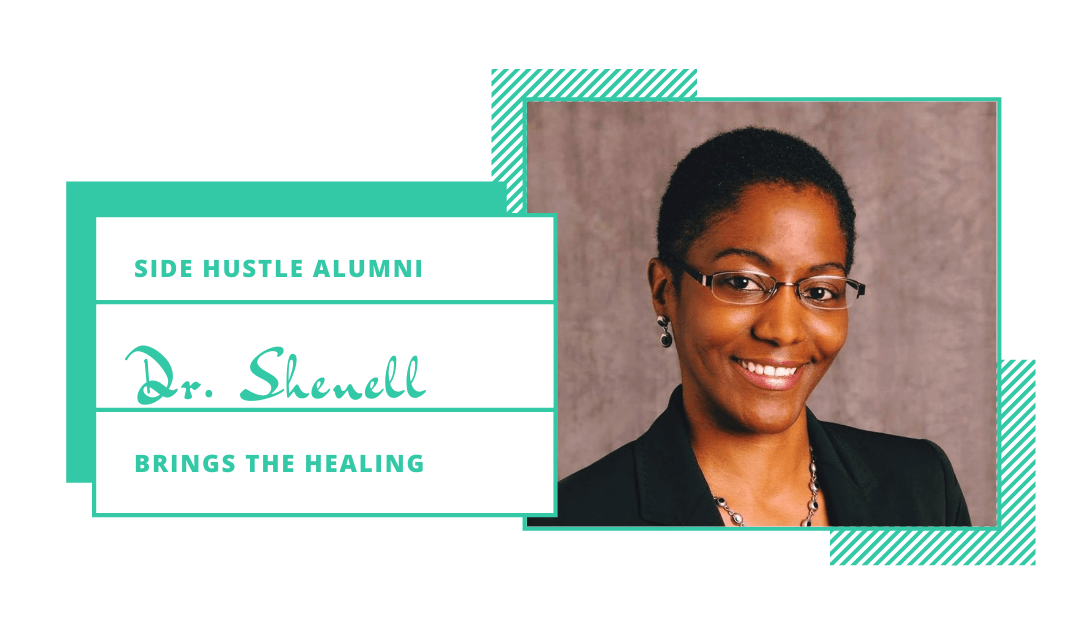 Side Hustle Alumni Interview with Shenell Evans