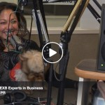 Marie Diaz LIVE on KEXB Experts in Business