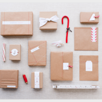 ROUND UP- Christmas packaging and deco ideas