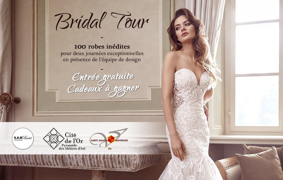 Bridal Tour 2019 – Salon du mariage