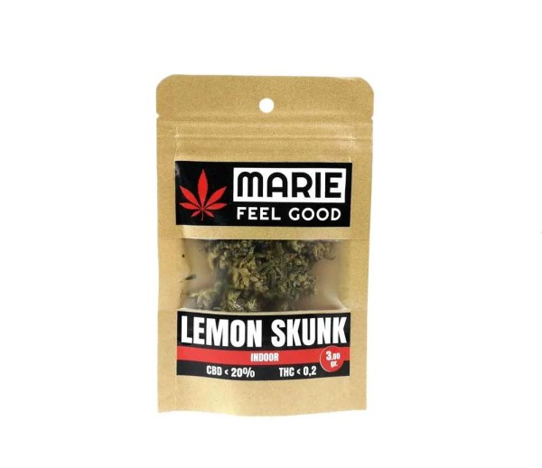 Lemon Skunk Package Front