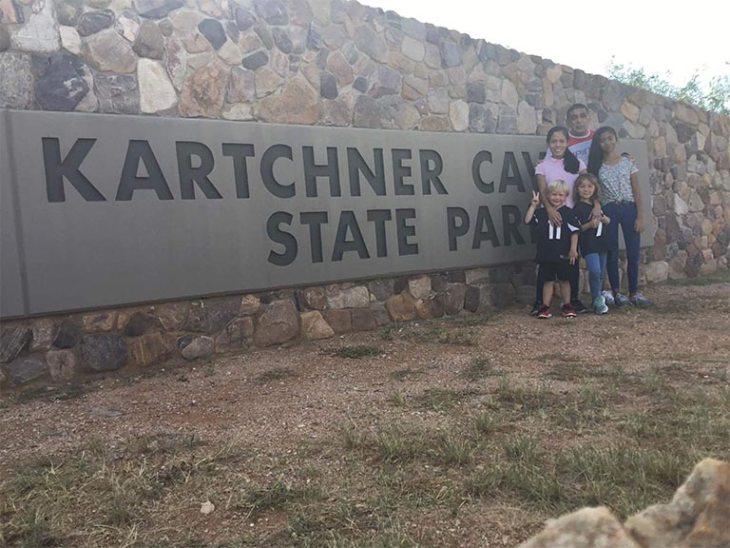 Kartchner Caverns State Park 1