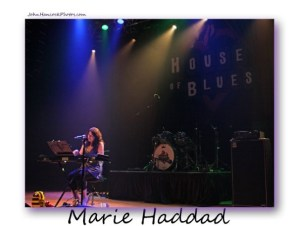 House of Blues, San Diego, CA – July 2009
