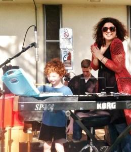 Art Around Adams Festival, Kensington Park, San Diego CA – June 2014