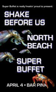 super buffet poster