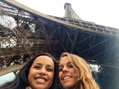 Some metal thing in Paris
