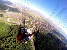 Paragliden in het buitenland