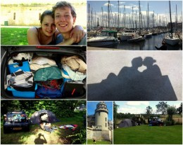 14. Reizen door Duitsland, Oostenrijk & Frankrijk
