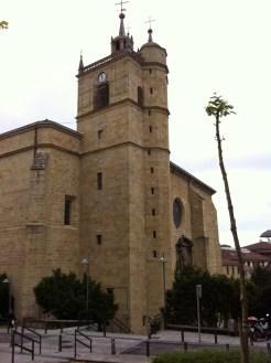 Parroquia del Juncal - Irún, Spain