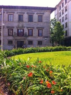 Palacio Arbelaiz - Irún, Spain