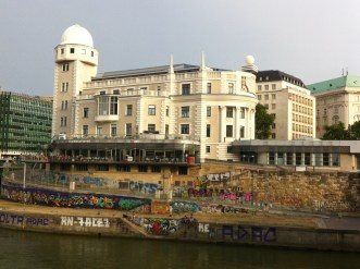 Urania building by the Danube canal 2