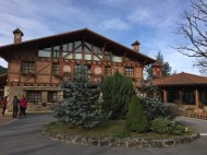 Etxegana Hotel in Zeanuri