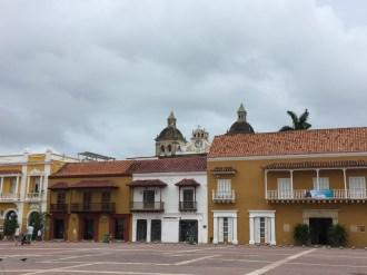 Cartagena - Plaza de la Aduana