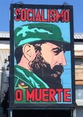 Fidel's propaganda