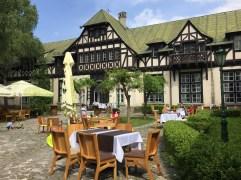 Inside Hotel Restaurant Furnica