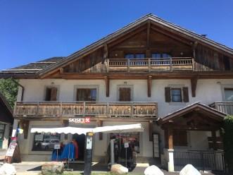 Chamonix - traditional chalet