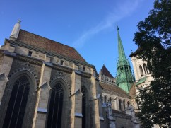 Geneva - Cathedral