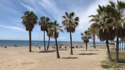 Playa del Faro (Lighthouse beach)
