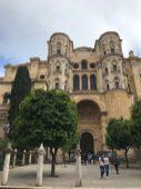 The Cathedral of Málaga