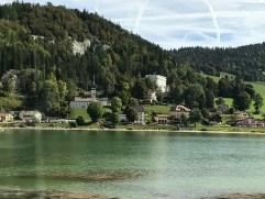 Lake Joux, next to Les Charbonnières