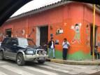 Tarija - murals