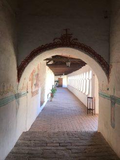 Corridor, Convento de Santa Clara