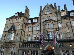 The elegant Randolph Hotel