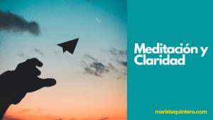 Meditación y Claridad #mindfulness #madurezconsciente #meditacion #jivaguatemala